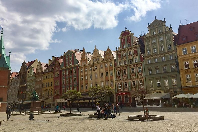 Apartament Wrosquare Centrum Rynek Wroclaw